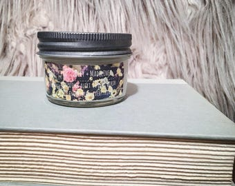 Olly + Madeline - 4 oz Bookish Soy Candle - Everything, Everything - Wilted Wicks