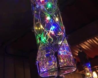 Hanging LED Lantern