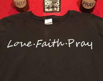 2. Love Faith Pray