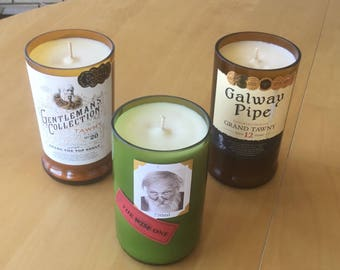 Australian Tawnys soy candles
