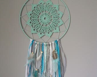 Chic bohemian dream catcher