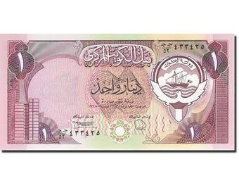 kuwait 1 dinar 1992 1992 km19 unc(65-70)