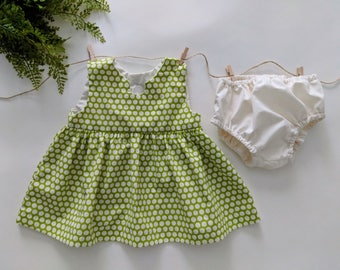 Girls Top with Bloomers Set