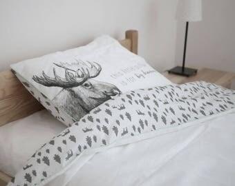 Bed linen 140x200 cm | MOOSES