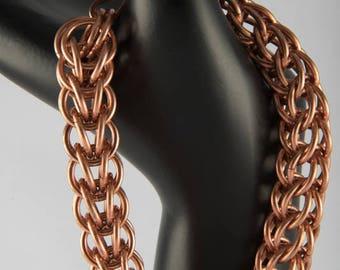 Copper Khal Drogo Bracelet