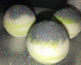 Luxury bath bombs