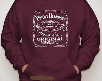 PEAKY BLINDERS Hoodie | The Garrison Birmingham Original Tee Best Quality Jumper