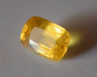 Sapphire -Yellow - 3.00 ct