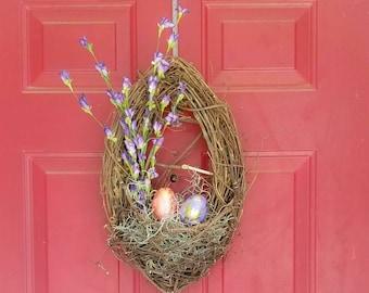 Easter doorhanger