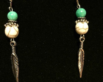 Special Limited Feather Dangles