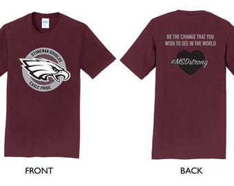 Stoneman Douglas MSDstrong Mens T-Shirt