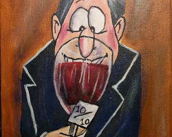 The big nose sommelier
