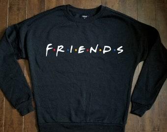 Friends TV Show Crew Neck