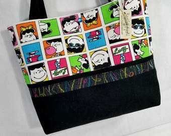 Vintage Lucy Peanuts tote purse Bags by April