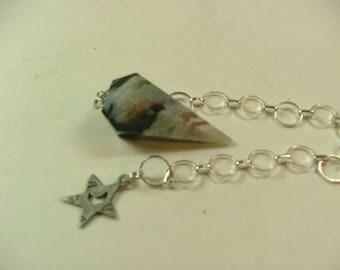Sardonyx Pendulum-215