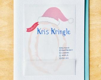 Kris Kringle Pastry