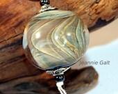 Lampwork  Art Beads by Jeanniesbeads 3077