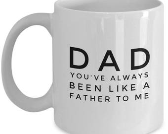Dad Funny Coffee Mug for Father's Day Gift for Dad or Father