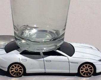 Hot Wheels, Classic Hot Rods, Shot Glass, Lamborghini Estoque, Hot Wheel car