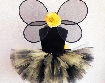 SUMMER SALE 20% OFF Bumble Bee Wings - Includes bumblebee wings Only
