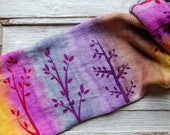 Single Knit Sock Blank - Forest