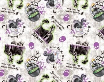 Disney Villians, Villians Patch , Ursula & Malificent, 1 yard