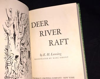 1955 Deep River Raft