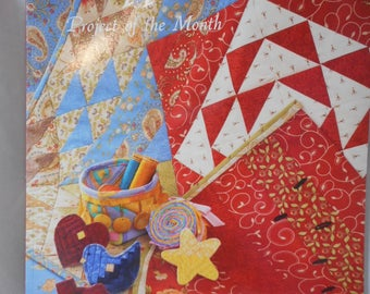 Strippin' Time quilt book- clearance