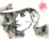 8x10 PRINT | Lady Gaga