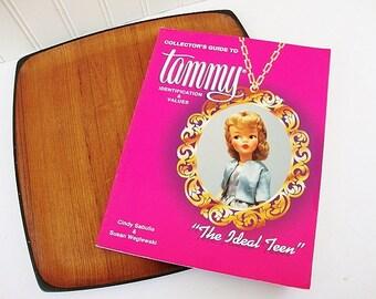 vintage tammy doll collectors guide book paperback OOP