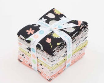 Meow Fat Quarter Bundle by My Mind's Eye (FQ-6560-21)