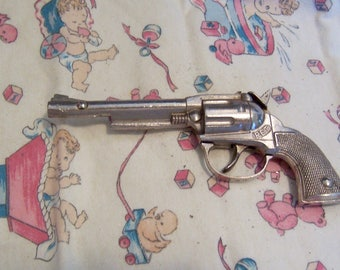 vintage hubley pet toy cap gun