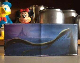 Rapunzel Disneyland Map Wallet