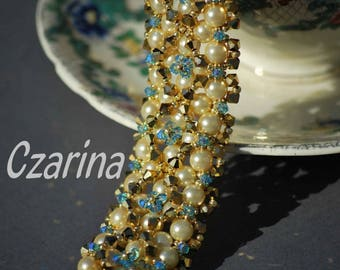 The Czarina Bracelet Tutorial