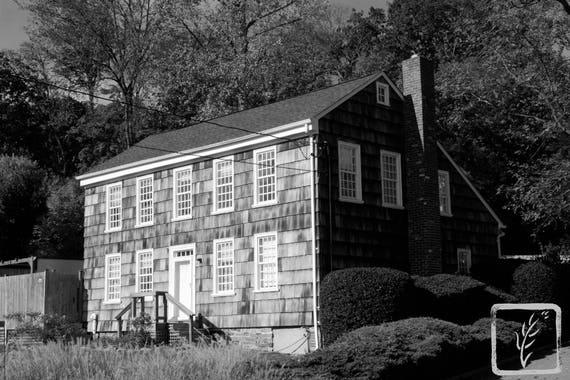 """Old Pine Shingles,"" Mill Dam, Halesite, New York, 2017."