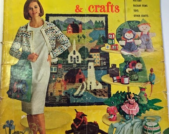 McCall's Needlework and Crafts Magazine - 1964