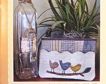 Quilt Pattern - Three Little Birds by Yoko Saito