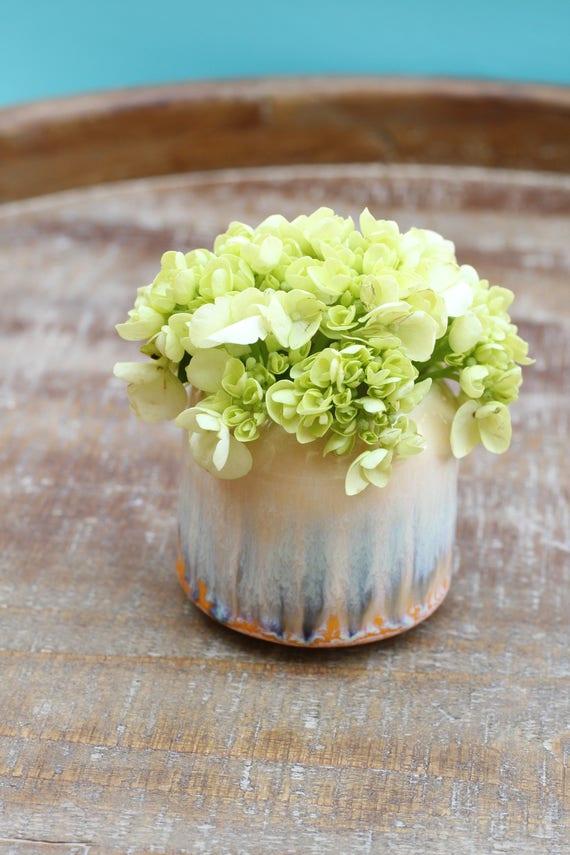 small bud vase // handmade vase // boho decor