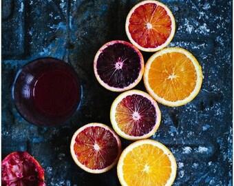 SALE Orange Clove Perfume Oil, Vegan Perfume, Roll On Perfume, Warm Perfume, Radiant Perfume, Blood Orange, Mandarin Orange, Clove, Cruelty