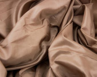 Tan Polyester Dress Lining