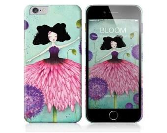 10% Off - Summer SALE Phone Case - Bloom - iPhone 5 - 5C - iPhone 6 - iPhone 6Plus - Samsung Galaxy