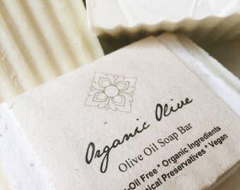 NEW! - Organic Olive Oil Soap