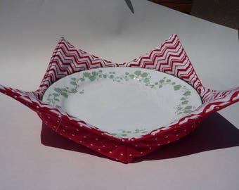 Dinner Plate Microwave Pot Holder