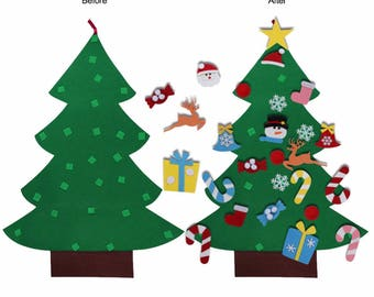 Personalized Countdown to Christmas Calendar