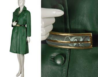 60s trench coat | Etsy