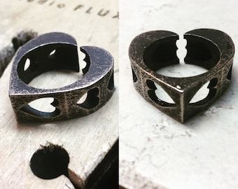 All My Heart Ring - Made to Order