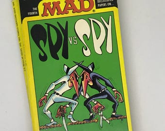Vintage Book Mad Magazine Pair