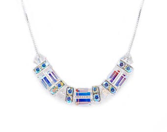 8 mm Swarovski Elements Necklace