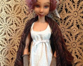 Jane Austen chemise for SD BJD dolls