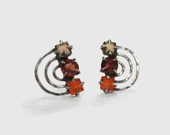 Prometheus earrings